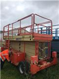 JLG 500 RTS, 2000, Scissor lifts