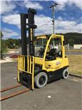 Hyster H2.5 FT, 2014, LPG trucks
