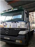Mercedes-Benz Actros 2531, 1997, Flatbed / winch trucks