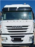 Iveco Stalis 450, 2010, Motorok