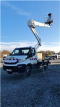 Iveco Iveco, 2019, Plataformas sobre camión