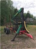 Möre F 6545, 2004, Forstanhänger