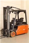 Linde E 16 L 386, 2013, Electric forklift trucks