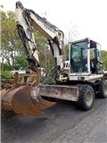 Terex TW 85, 2008, Wheeled Excavators
