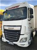 DAF XF105.410, 2014, Camiones tractor