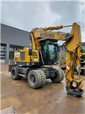 Hydrema MX 16, 2020, Wheeled excavators