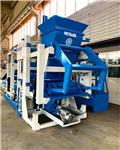 Metalika RVP-3000 High Capacity Concrete block machine, 2019, Máquinas para concreto y piedra