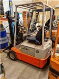 Linde E12, 1984, Electric forklift trucks