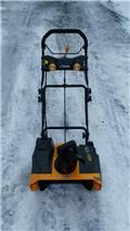 Stiga ST 4851 AE 48V sis. koneen+akun+laturin、2020、その他の道路・緑地管理機械