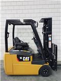 Caterpillar EP16CPNT, 2013, Electric forklift trucks