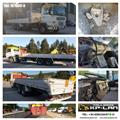 Pegaso 1331.26G, 1991, Curtainsider trucks