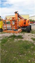 할롯데 HA 16 PX NT, 2007, Articulated boom lifts