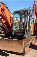 Hitachi ZX 135 US 5-B, 2016, Crawler excavators