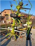 CLAAS Volto 800, 2013, Гребла и сенообръщачки
