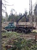 Лесозаготовительный комплекс Timberjack 1270, 2004 г., 30000 ч.