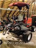 Toro REELMASTER 5510, 2011, Fairway mowers