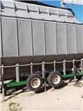 Sukup T25DISEL, Grain cleaning equipment