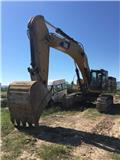 Caterpillar 349 D L, 2012, Rupsgraafmachines