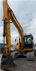 JCB JS 130 LC, 2015, Crawler excavators