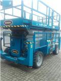 Genie GS 5390 RT, 2007, Saxliftar