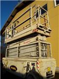 Holland Lift N165EL12, 2008, Nacelle ciseaux