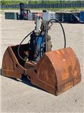 Liebherr A 924 B, 2004, Pašgrābji