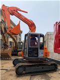 Hitachi EX 75 UR, 2015, Midi excavators  7t - 12t