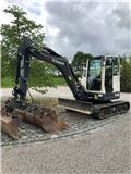 Terex TC 50, 2017, Mini excavators < 7t (Mini diggers)