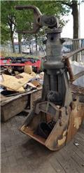 Korte Knijpbak KZO.4 600, Special excavators
