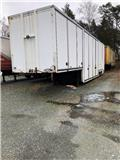 O.B.S Biltrailer, 1999, Biltransporter Semi