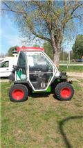 Aebi RS2805Hydro, 2002, Riding mowers