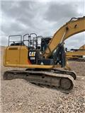 Caterpillar 320 E, 2012, Crawler excavators