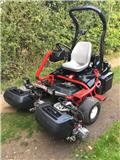 Toro Greensmaster TriFlex 3420 Spindelmäher, 2013, Stand on mowers