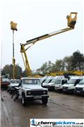 Land Rover DEFENDER Powered Access 135TDA, 2013, Truck Mounted Aerial Platforms