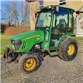 John Deere 2520, 2008, Naudoti kompaktiški traktoriai