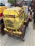 Wacker råjordscompactor, Twin drum rollers