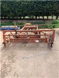 Browns Flat 8 sledge, 1996, Square baler