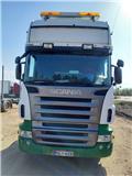 Тягач Scania R 420, 2005 г., 950000 ч.