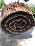 Eisenketten für Caterpillar 375 Eisenketten für CA, 2001, Gosenice