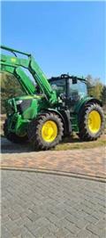 John Deere 6145 R, 2016, Tractors