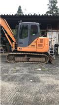 CASE CX 80, 2005, Excavadoras sobre orugas