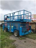 Genie GS 5390 RT, 2008, Scissor lifts