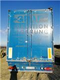 Knapen K 200, 2005, Walking floor semi-trailers