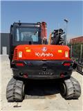 Kubota KX 080-4, 2017, Mini Excavators <7t (Mini Diggers)