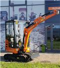 Hitachi ZX 19-5, 2018, Mini ekskavatoriai < 7 t