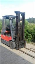 Toyota 7 FB MF 16, 2009, Electric Forklifts