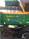 Posch K 440, 2013, Combi harvester