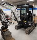 Bobcat E 26, 2015, Mini bagri <7t