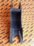 TOMAR Łyżka kopiąca 18 cm z zębami JCB 8014, 8015,, อุปกรณ์เสริมแบคโฮ