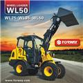 Forway WL 50, 2014, Incarcator pe pneuri